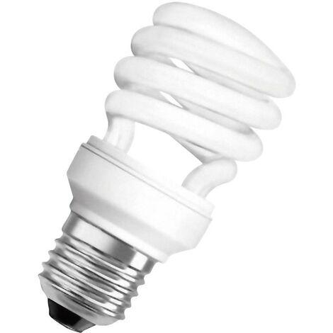 Osram Energiesparlampe EEK: A (A++ - E) E27 119mm 230V 23W = 112W Warmweiß Röhrenform 1St. V609781