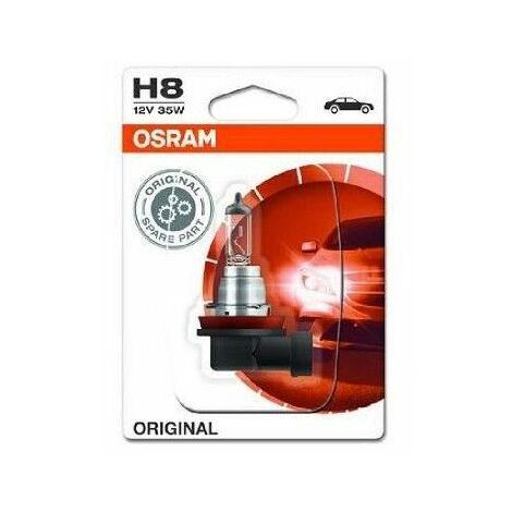 OSRAM Lampe de phare halogene Original H8