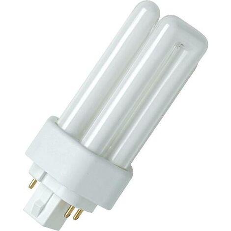 OSRAM Lampe fluocompacte DULUX T/E PLUS 13 Watt GX24q-1