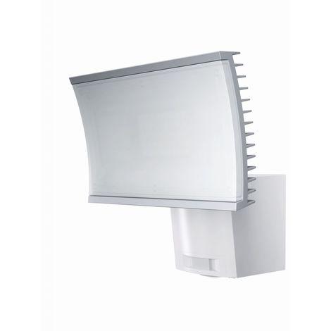 Osram LED Außenleuchte Noxlite 40 W weiß, mit Bewegungsmelder