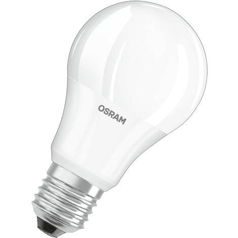 """main image of """"OSRAM LED BASE CLASSIC A / Lampe LED, ampoule de forme classique, avec un culot à vis: E27, 9,50 W, 220…240 V, 60 W remplacement, dépolie, 2700 K, 3pack - Weiß"""""""