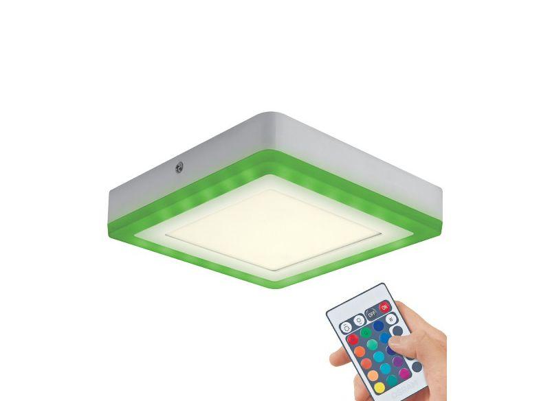 Osram Led Color White Square Deckenleuchte 19 8 Cm Warm White