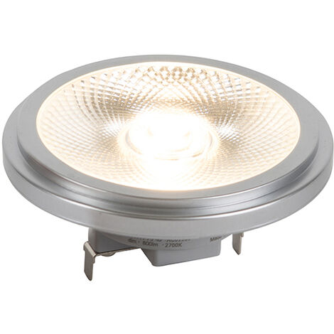 Osram LED dimmerabile Osram G53 15W fascio 24 gradi 800 lumen caldo 2700K
