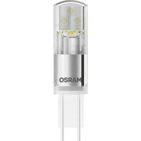 Osram LED EEK A++ (A++ - E) GY6.35 Stiftsockel 2.4W = 28W Warmweiß (Ø x L) 13mm x 57mm 1St. S303011