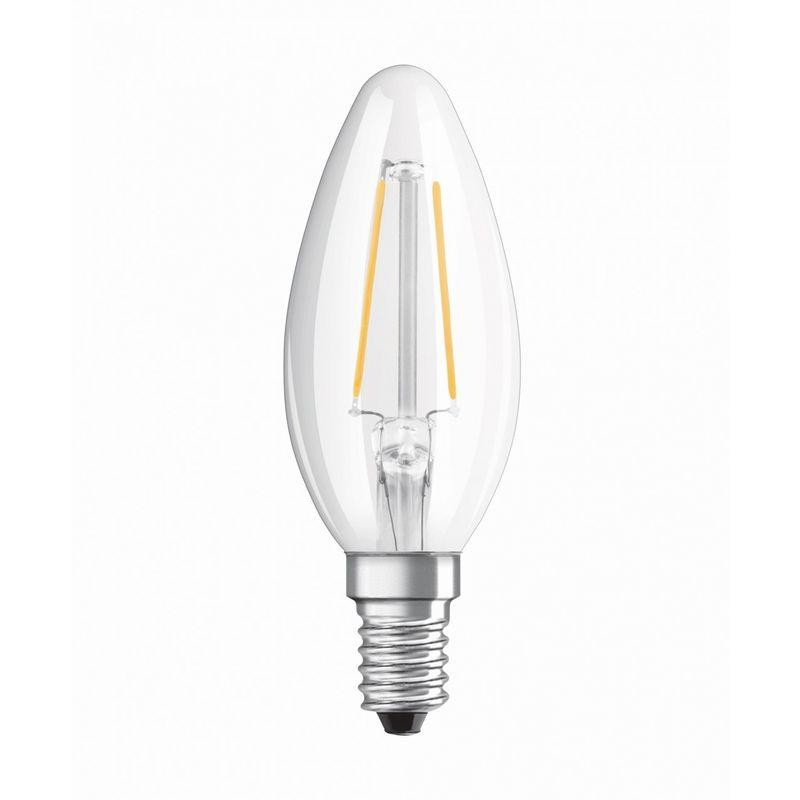 led lampen kerze e14 cool white osram