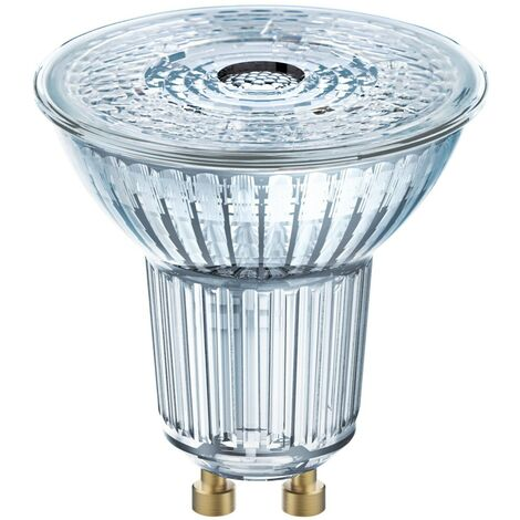 LED Energiesparlampe Lampe Strahler Spot Reflektor GU10 3W 3000k 48 SMD warmweiß