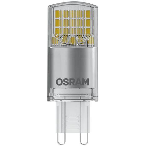 OSRAM LED SUPERSTAR PIN 40 (320°) BLI K DIM Warmweiß SMD Klar G9 Stiftsockellampe, 271777