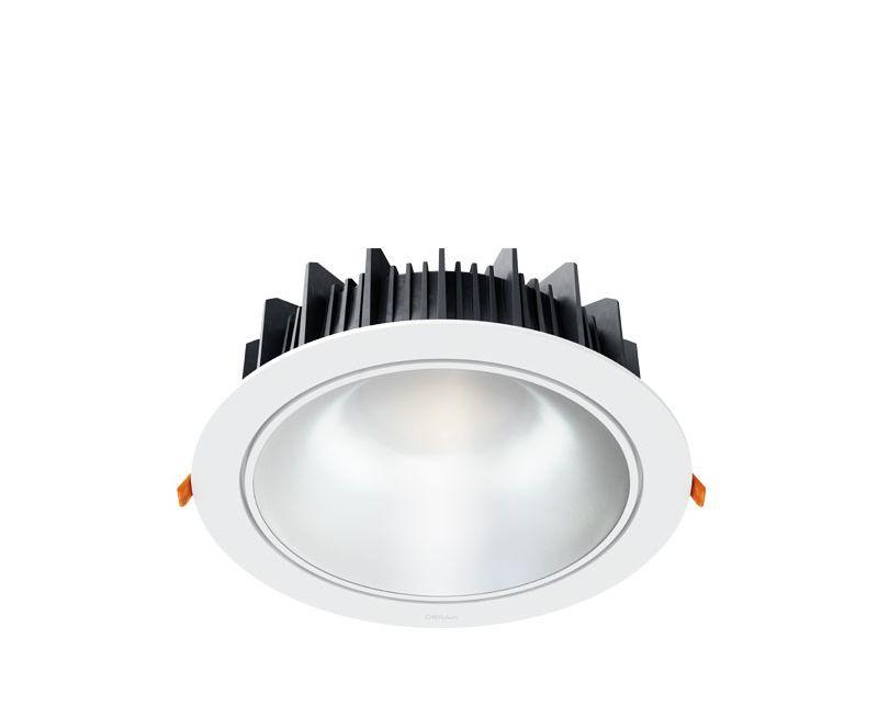 LEDVANCE Downlight XL LED Einbauleuchte Warm White, 093638 - Osram