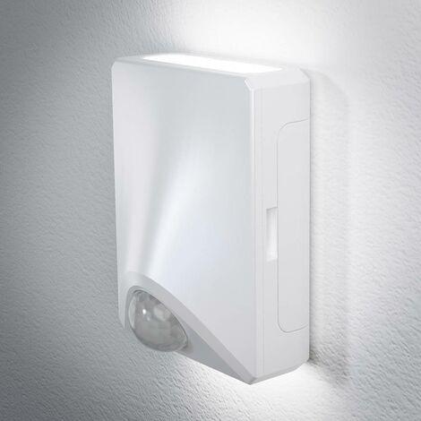 Lampada LED da parete per esterno con rilevatore di movimento OSRAM DoorLED UpDown 4058075030633 LED a montaggio fisso