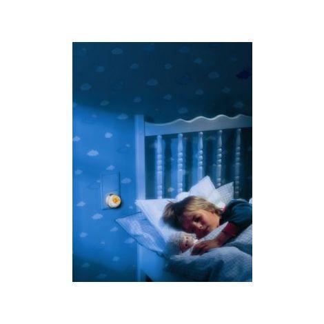 OSRAM LUNETTA LED WHITE Automatisches Nachtlicht für die Steckdose