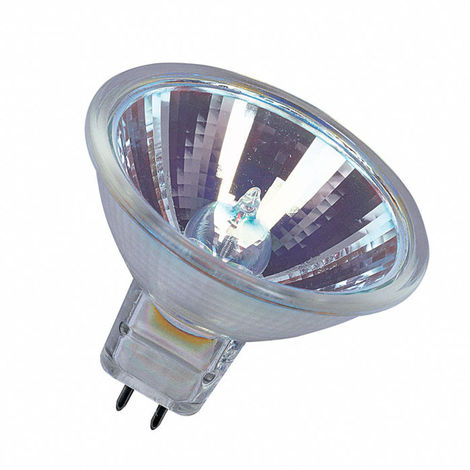 Osram M258 10x 50w 12V Decostar (GU5.3 Cap) MR16 36 Degree Beam Angle Lamps