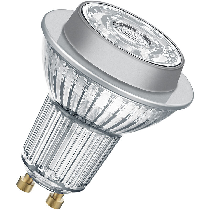 Image of Osram Parathom Dimmable 9.6W LED GU10 PAR16 Cool White - 096547-449305