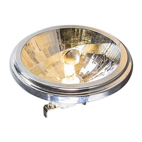 Osram Setde 3 bombillas halógenas Osram regulables G53 AR111 540lm 3000K