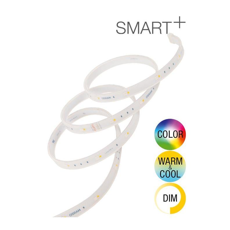SMART OUTDOOR FLEX Multicolor Smart Home 12V IP65 LED-Streifen 4,90 Meter, 036185 Osram
