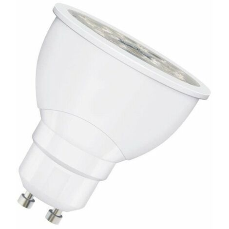 OSRAM Smart+ Spot LED Connectée - GU10 Dimmable Blanc Chaud/Froid 6W (50W) - Pilotable via une passerelle Zigbee