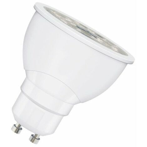 OSRAM Smart+ Spot LED Connectée - GU10 Dimmable Couleurs 6W (50W) - Pilotable via une passerelle Zigbee
