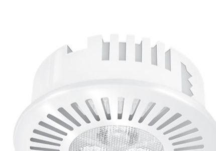 Set 1er OSRAM TRESOL Einbauleuchte Weiß LED 1cTluFKJ3