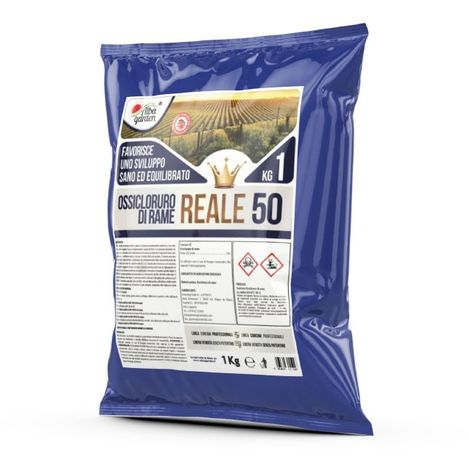 Ossicloruro di rame REALE 50% X 1 kg