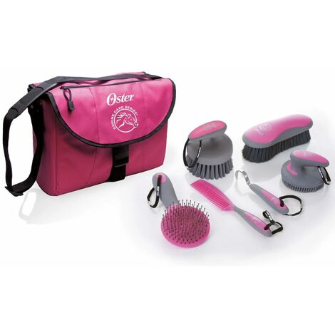 Oster Kit de aseo de 7 piezas rosa 32800