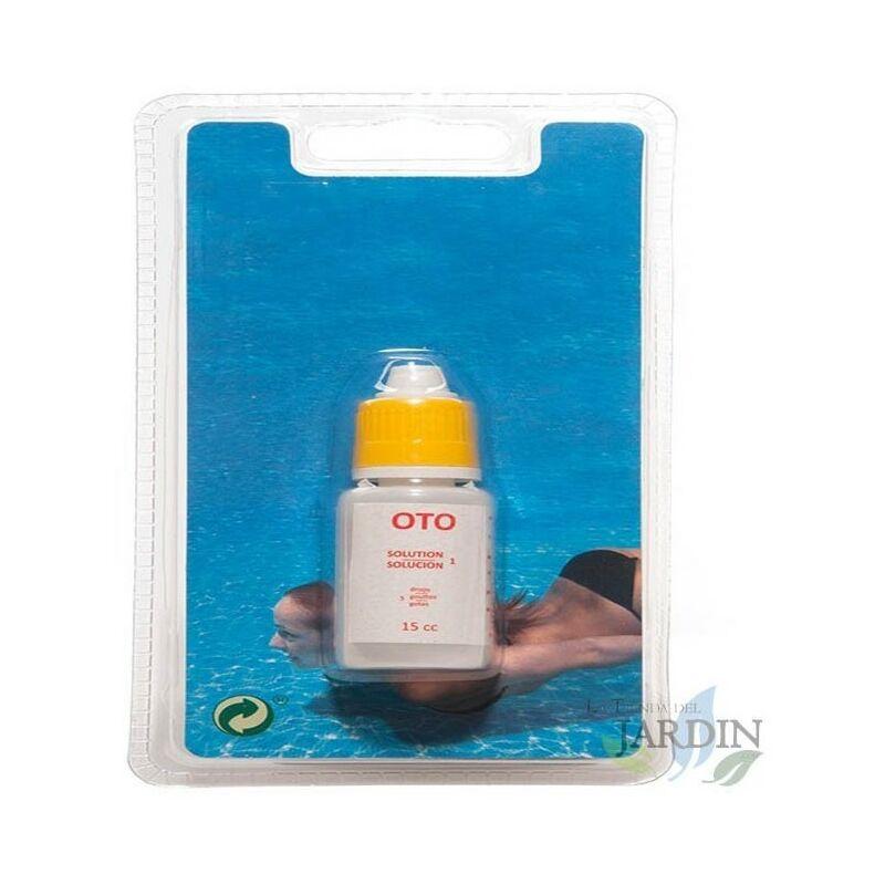 Oto 15 cm3 de remplacement réactif pour piscines - SUINGA