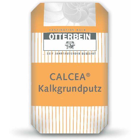 OTTERBEIN CALCEA® Kalkgrundputz 25 kg werksgemischter natürlicher Kalk nach EN 459-1 - besonders für den ökologischen Hausbau oder Denkmalpflege Inhalt:25 kg ZKW Otterbein - 18655