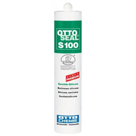 OTTOSEAL S100 - Premium-Sanitaer-Silikon, 300ml