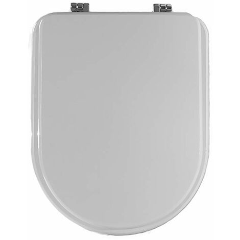 Oui sedileria toilette Dolomite Clodia Abattant WC consacré