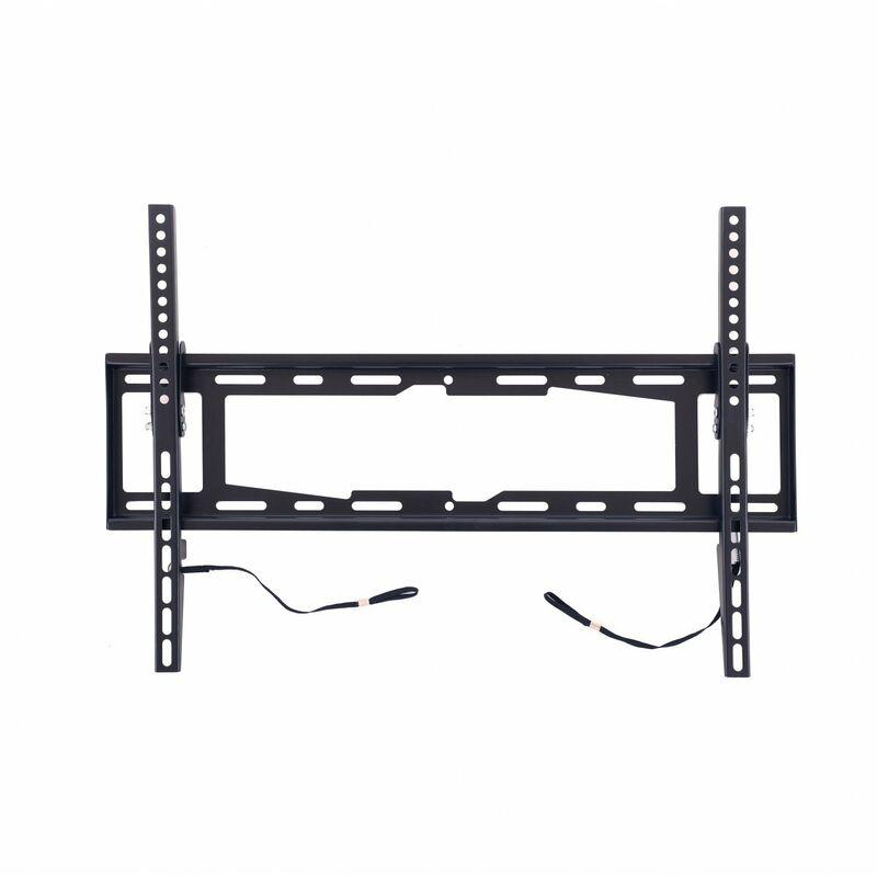 Oulofa 32'-65' Slim Flat to Wall Tilt TV Bracket - 50kg Capacity - VESA 600x400mm