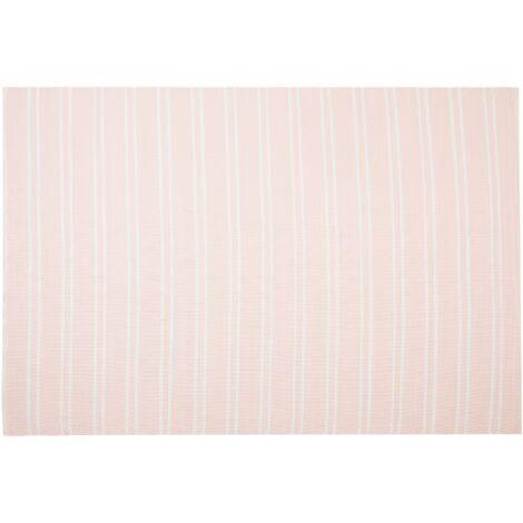 Outdoor Area Rug 160 x 230 cm Pink AKYAR