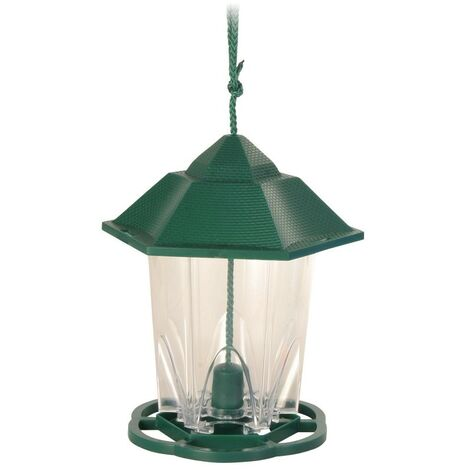 Outdoor bird lantern feeder 300 ML - 17 cm