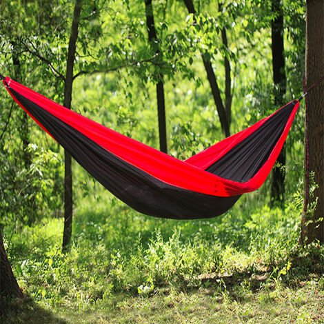 Outdoor Camping Hammock Travel Hiking Swing Hang Bed