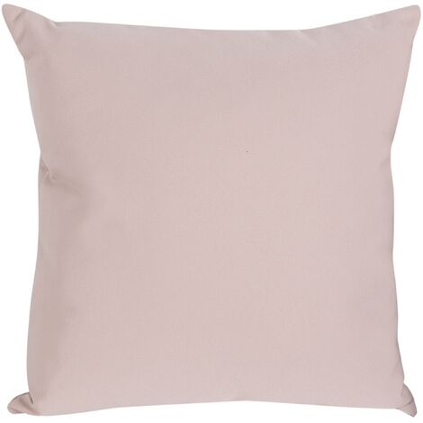 Outdoor Cushion 50 x 50 cm Beige
