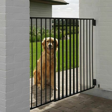 Outdoor Dog Gate 95 x 84 x152 cm