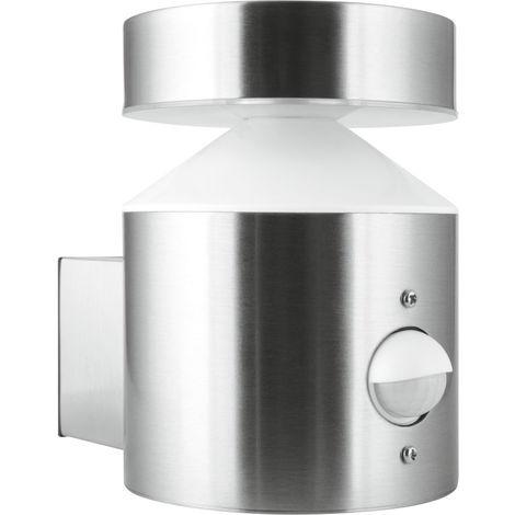 Outdoor Facade Pole 6W/3000K Steel Sensor IP44 LEDVANCE 4058075075115