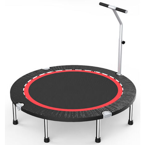 Outdoor Fitness Trampoline for Exercise and Aerobics Children Adult Indoor / Outdoor, Maximum Weight: 120kg 101cm
