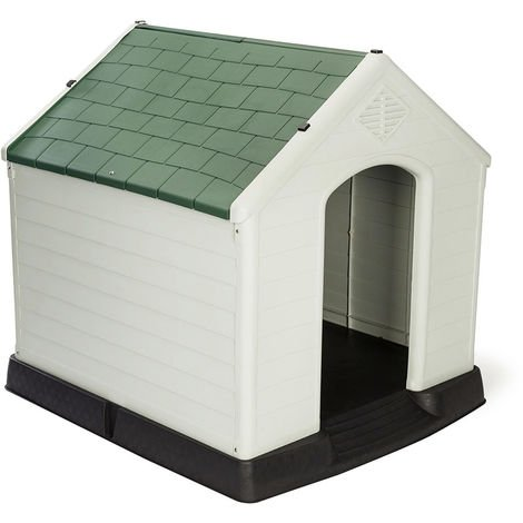 Outdoor kennel model Dog cube