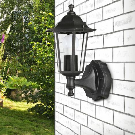 Outdoor Light Victorian Style Street Wall Lamp Lantern Post
