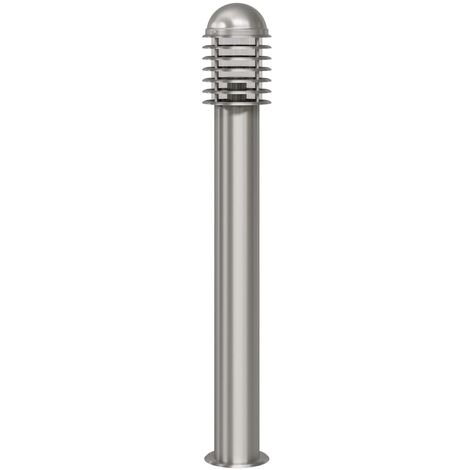 Outdoor Post Lamp Standing Stainless Steel