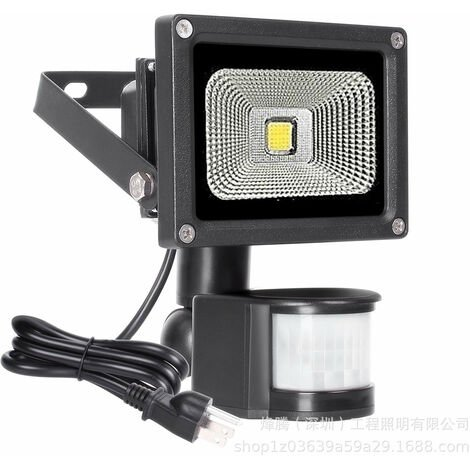 """main image of """"Outdoor Solar Led Floodlight CLY Motion Detector, Outdoor Solar Lamp With Detector 60 LED Solar Light 6500K cold white recessed solar spotlight IP66 For Patio, Garden, Warehouse"""""""