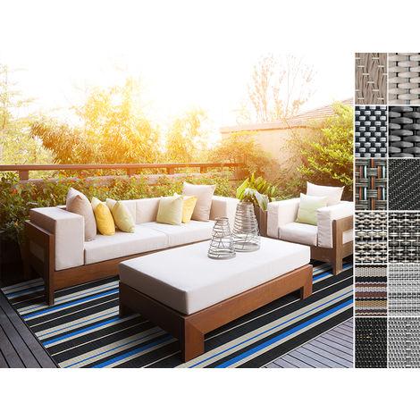 Outdoor-Teppich Padua   Viele Größen + Zuschnitt