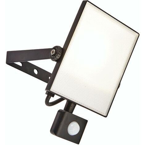 "main image of ""Outdoor wall light Scimitar PIR Aluminum alloy 30W"""