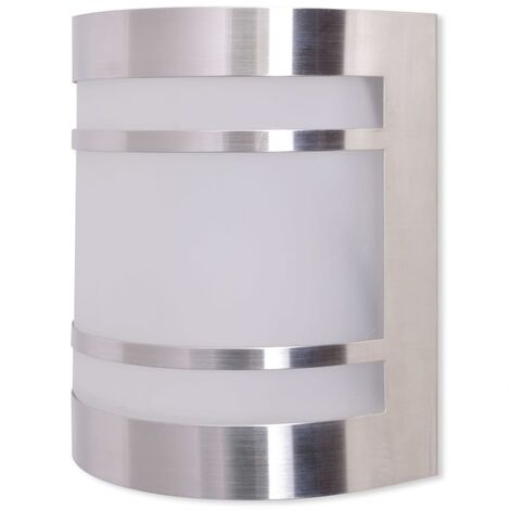 Outdoor Wall Light Stainless Steel