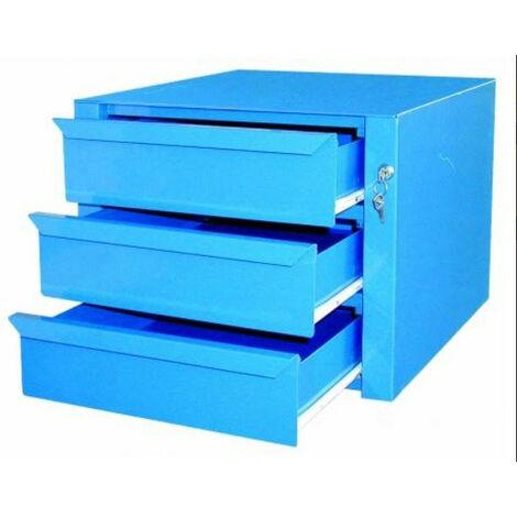 Outifrance - Bloc 3 tiroirs pour établi 540X485-H390