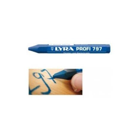 Outifrance - Boîte de 12 craies bleues forestières - 5280170
