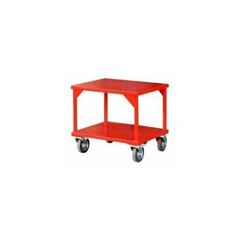 Outifrance - Table Roulante Charge Lourde 30 Kg 650 Mm - 8910475