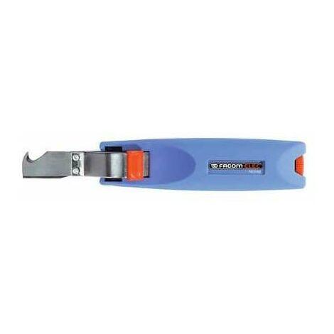 Outil à dégainer câble Facom - Longueur lame 28 mm