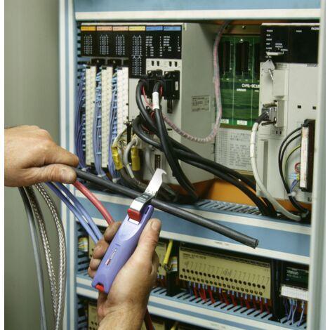 Outil à dégainer le câble Facom