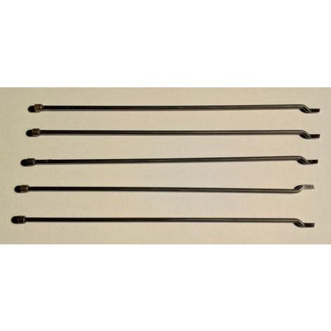 Outil à dégainer le câble Facom Type Jeu de 5 lames
