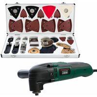 Outil à Multifonction MultiTool + 100 accessoires pour l'outil Multifonction
