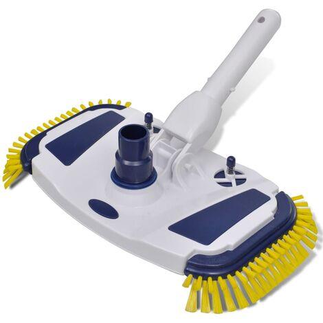Outil de nettoyage de tête de brosse d'aspirateur de piscine